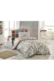 Set lenjerie de pat single Eponj Home 143EPJ1324 multicolor