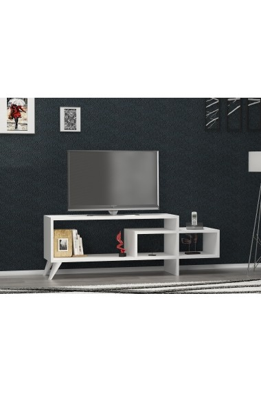 Comoda TV Decorotika 788DEC3004 Alb