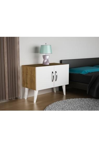 Noptiera Wooden Art 731WAT3405 Maro