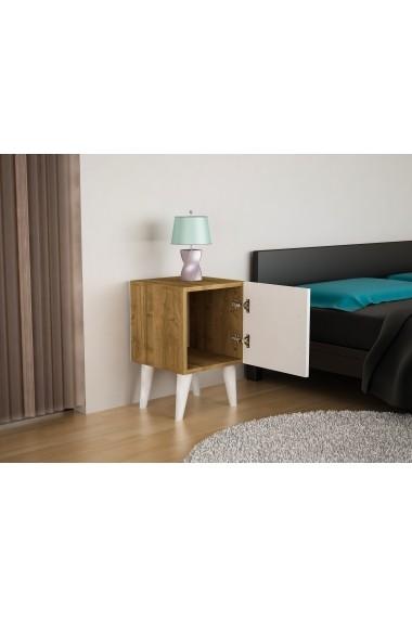Noptiera Wooden Art 731WAT3404 Maro