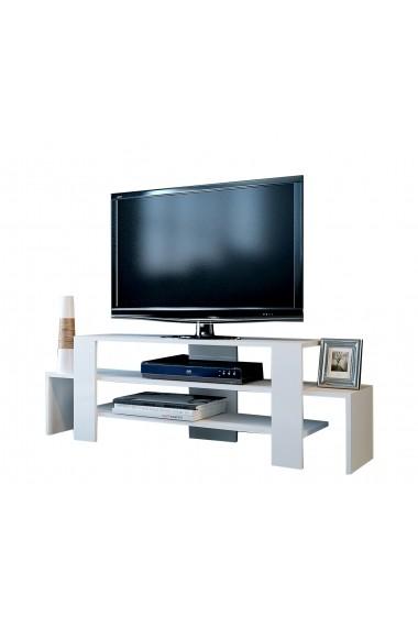 Comoda TV Woody Fashion 745DCD3015 Alb