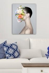 Tablou decorativ din panza Bract 529TCR1936 multicolor