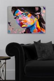 Tablou decorativ din panza Bract 529TCR1946 multicolor