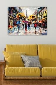 Tablou decorativ din panza Bract 529TCR2145 multicolor