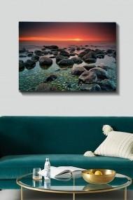 Tablou decorativ din panza Bract 529TCR1514 multicolor