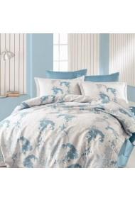 Set lenjerie de pat Marie Claire 153MCL3124 albastru