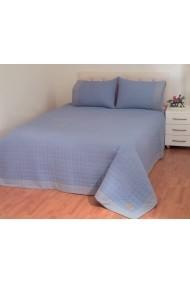 Set lenjerie de pat dublu Marie Claire 153MCL9222 albastru