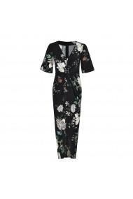 Liva Girl ATL-8086-2_Black-Multicolor_floral_print_els virágos