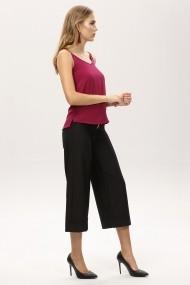Широк панталон ME YOU 650-2273-2_001 черно