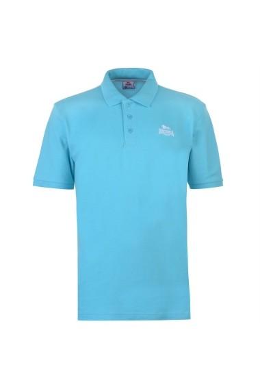 Tricou Polo Lonsdale 54501518 Albastru - els
