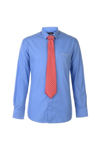 Set camasa si cravata Pierre Cardin 55821755 Albastru