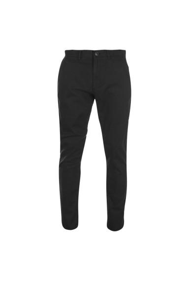 Pantaloni Pierre Cardin 51828403 Negru - els