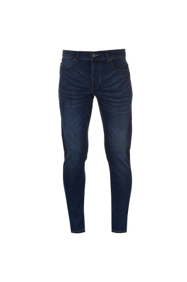 Jeansi slim French Connection 64912790 Albastru
