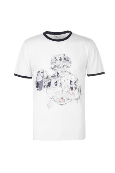 Tricou Character 59855395 Alb