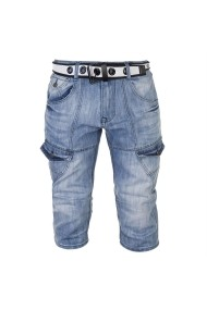 Pantaloni scurti No Fear 64511970 Albastru
