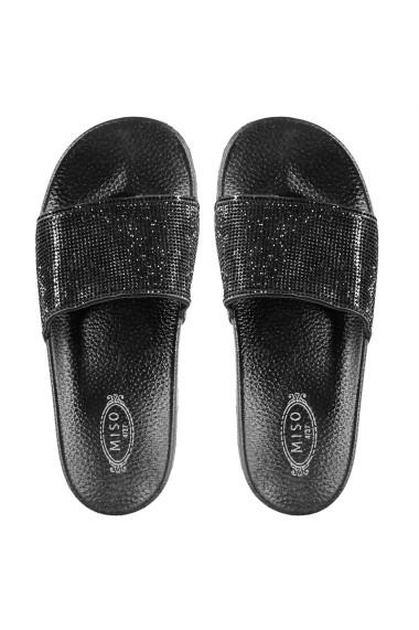 Pantofi pentru piscina Miso 23147303 Negru