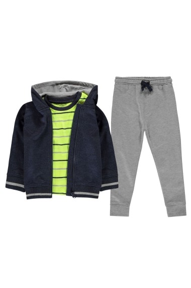 Set 3 piese jogger Crafted 31210590 Multicolor