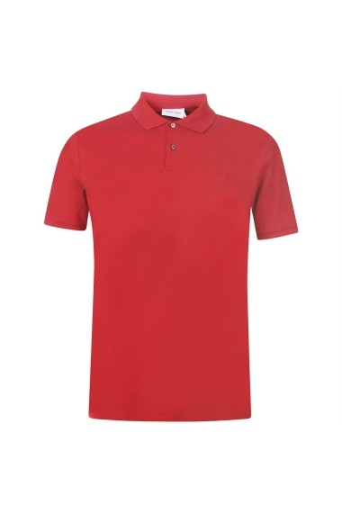 Tricou Polo Calvin Klein 54960708 Rosu