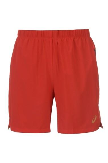 Pantaloni scurti Asics 45323562 Rosu