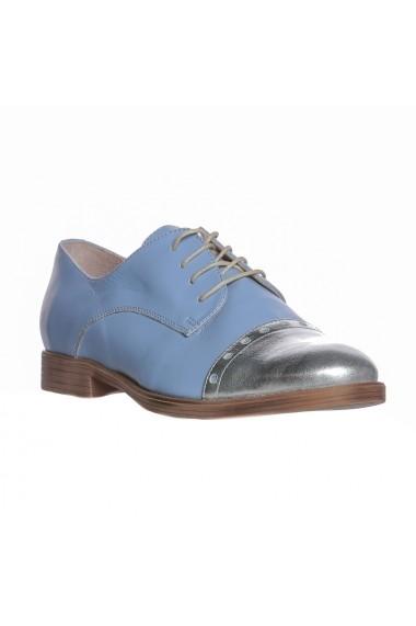 Pantofi Margarete Luisa Fiore LFD-MARGARETE-03 albastru