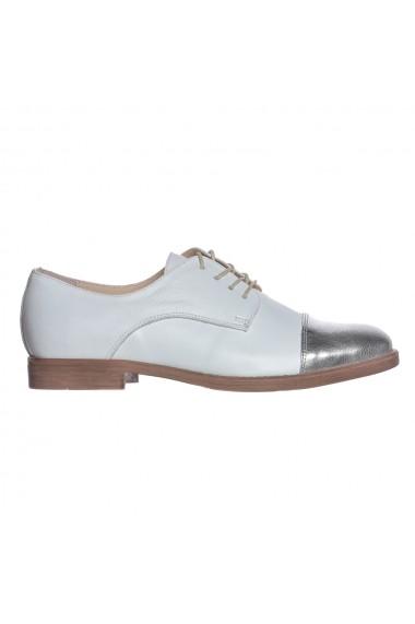 Pantofi Margarete Luisa Fiore LFD-MARGARETE-04 alb