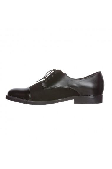 Pantofi Margarete Luisa Fiore LFD-MARGARETE-05 negru