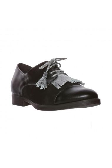 Pantofi Gelenium Luisa Fiore LFD-GELENIUM-02 negru
