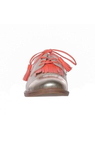 Pantofi Gelenium Luisa Fiore LFD-GELENIUM-03 bej