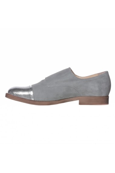 Pantofi Primula Luisa Fiore LFD-PRIMULA-02 gri