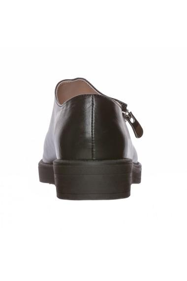 Pantofi Gernani Luisa Fiore LFD-GERANI-01 negru