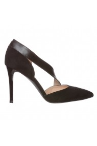 Pantofi cu toc Luisa Fiore Neri LFD-NERI-04 negru