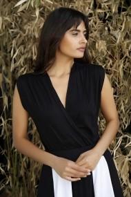 Bluza Bambina Mia KR2667-SIYAH negru