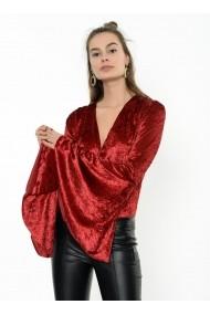 Bluza Bambina Mia KR2281-BORDO bordo