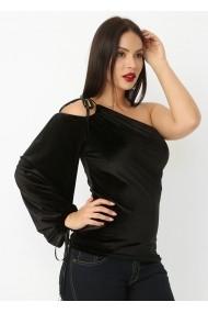 Bluza Bambina Mia KR0889-SIYAH negru