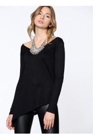 Bluza Bambina Mia KR2197-SIYAH negru