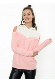 Hanorac Bambina Mia KR2305-PEMBE roz