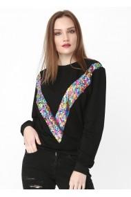 Hanorac Bambina Mia KR0765-RENKLI multicolor