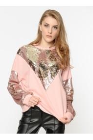 Hanorac Bambina Mia KR2239-PEMBE roz