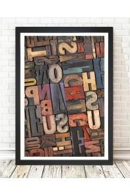 Tablou OYO CONCEPT SED-tablo-964 29x24 cm multicolor