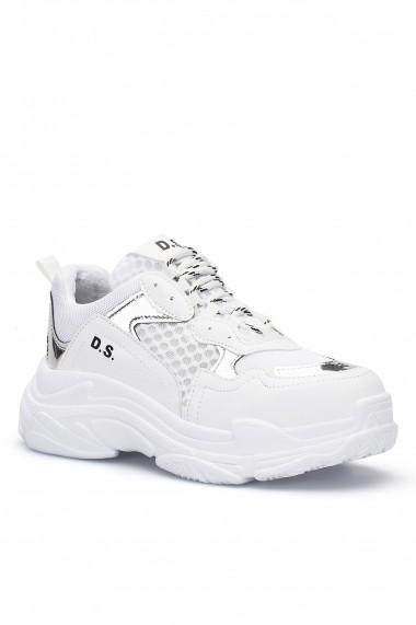 Pantofi sport Dark Seer SLN99BYZGMK40 alb - els