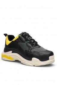 Pantofi sport Dark Seer SLN99SYHHKK40 negru - els