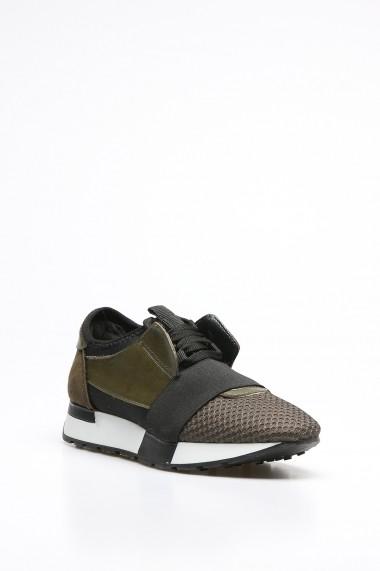 Pantofi sport Rovigo 5451107 kaki