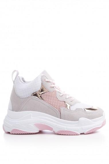 Pantofi sport Tonny Black BLS-1 Roz - els