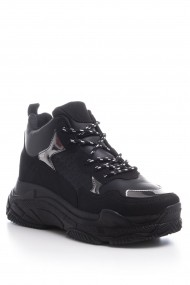 Pantofi sport Tonny Black BLS-1 Negru