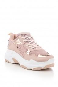 Pantofi sport Tonny Black BLS-Q-1 Roz - els