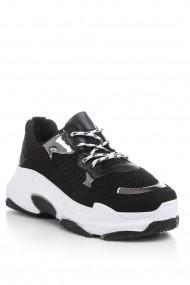 Pantofi sport Tonny Black BLS-Q Negru