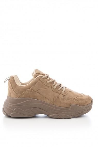 Pantofi sport Tonny Black BLS-Q-1 Bej