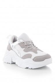 Pantofi sport Tonny Black KBY-1 Alb