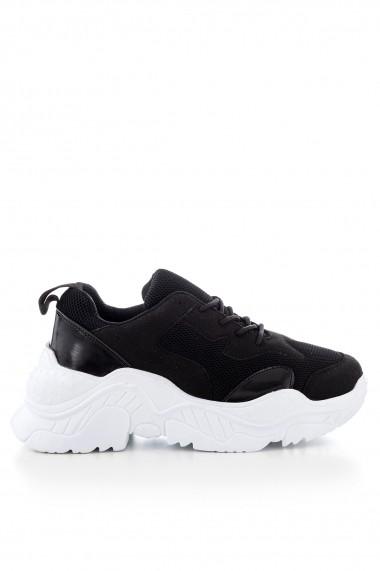 Pantofi sport Tonny Black KBY-1 Negru