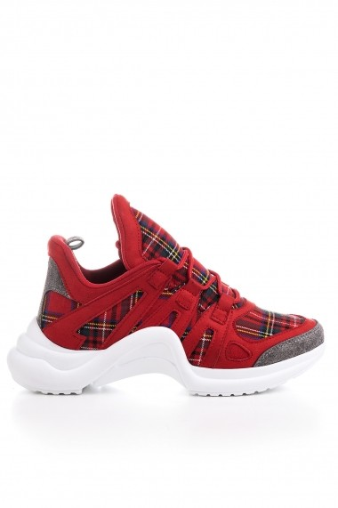 Pantofi sport Tonny Black SIYA-1 Carouri